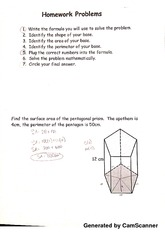 Geometry Final Review