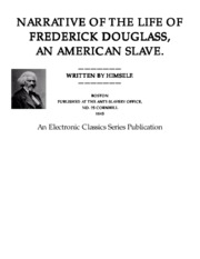 Narrative of the life of Frederick Douglass .pdf