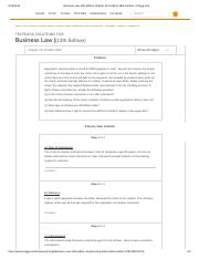 Business Law 13th Edition Chapter 26 Problem 3BS Solution _ Chegg.pdf