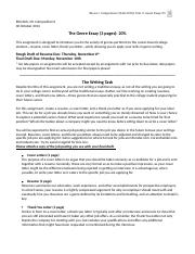 Essay #3--Genre Essay Assignment Sheet.docx