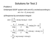 Solutions for Test 2