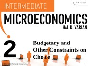 Econ326_Chapter02_Budget Constraint Li Summer 13 326