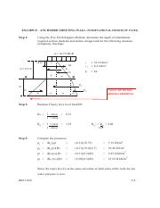 Work Sheet #5 on Shear and Bond pdf - Work Sheet#5 on Shear