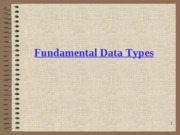 lecture 4-data types