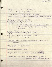 Gen Chem Notes 11-16-11