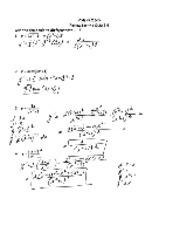 Calculus review answers 2.4