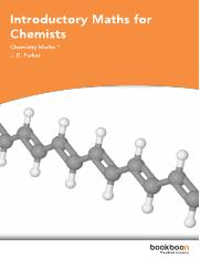 Introductory Maths for Chemists.pdf