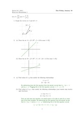 MATH 211 Spring 2015 Written Homework 1 Solutions