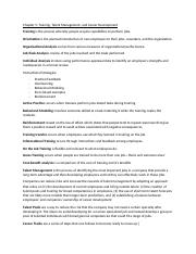 hr notes-chapter 5.docx