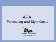 APA_Formatting and Style_Guide