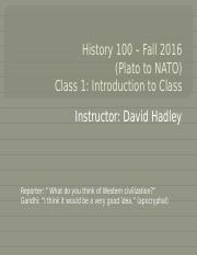 Hist 100 Class 1 - Introduction to Class (2) - Copy.pptx