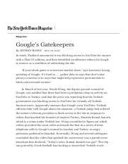Google's Gatekeepers - The New York Times.pdf