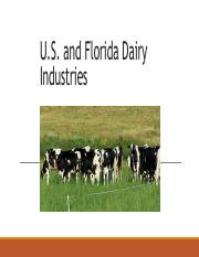 7-Dairy Industry