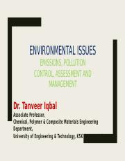 Lecture 2 Environmental Issues(1).pptx