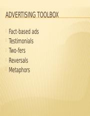 Lecture-Advertising Toolbox.pptx