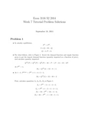 tutorial 7 solutions