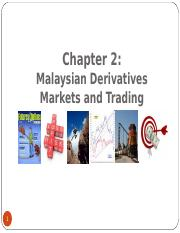 Chapter_2_Malaysian Derivatives Markets and Trading