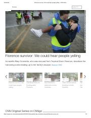 Florence survivor_ We could hear people yelling - CNN Video.pdf