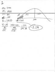PROBABILITY DISTRIBUTION HOMEWORK 2