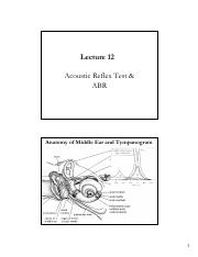 Lecture 12 Acoustic reflex and ABR.pdf