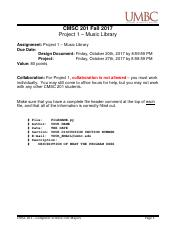 CMSC 201 - Project 1 - Music Library(4).pdf