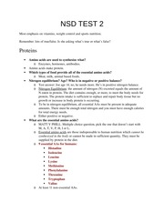 nsd 225 test 2 GOOD study guide