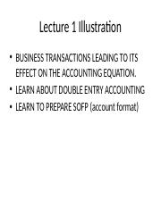 Lecture 1_Illustration_Business Transactions (FIS)(1).pptx
