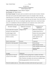 PBS model.approach.summary.sheet