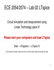 3 2054_02-LTspice-notes