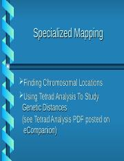 Specialized Mapping-NS-S14.ppt