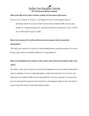 Literature Review Interlinkages between attachment.docx