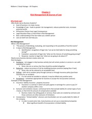 Law122 chapter 1-4 notes