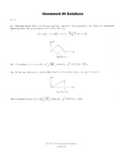 EE567_Fall2009_HW4_Solutions