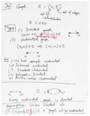 Lecture 11 - Notes