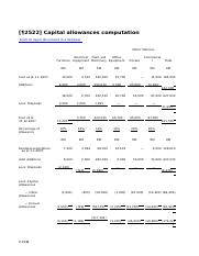 WK_2522 Capital allowances computation.docx