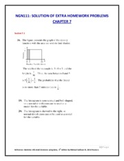 Ch7-NGN111  EXTRA HOMEWORK PROBLEMS