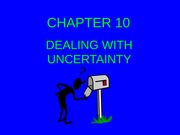 eng. eco chapter 10