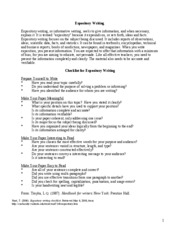 revise an essay checklist By examining the strengths gained by properly revising an essay, you will – always read your essay aloud or peer revision checklist for essay.