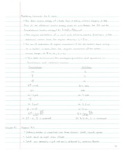 Ch. 9 Notes