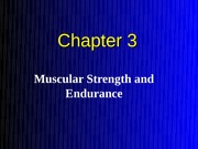 chapter3muscular