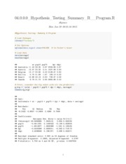 04.0.0.0_Hypothesis_Testing_Summary_R__Program