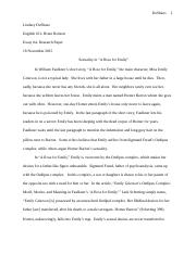 Essay #4- Research Paper