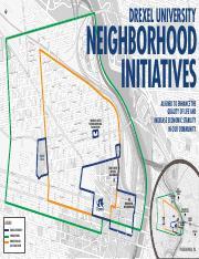 Drexel-Neighbor-Initiatives-Map.pdf - DREXEL UNIVERSITY N LA E ST ER on