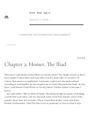 Chapter 2: Homer, The Iliad – Literature, the Humanities, and Humanity.pdf