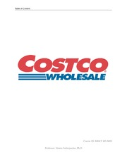 costco market segment Differentiated marketing, large groups within the total market, costco, sam's  club niche marketing, high penetration within smaller, specialized segments.