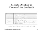 Csc 102 Lecture on Assignment Operations (Part 2)