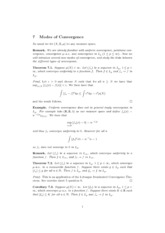 Lecture 7 on Measure Theory and Integration