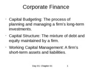 Chapter+01,+1+-+Corporate+Finance