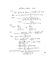 Electrical Engineering 120 - Spring 2001 - Lau - Midterm 1
