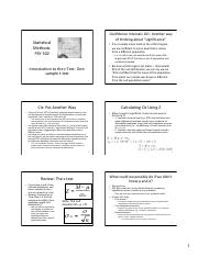 8 Introduction to t-tests and single sample t (6 per page).pdf